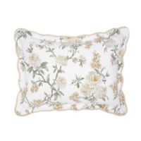 Nostalgia Home Juliette Standard Pillow Sham in Floral Print