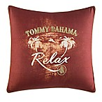 Tommy Bahama® Kamari 20-Inch Square Throw Pillow in Spice