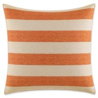 Tommy Bahama Palmiers European Pillow Sham in Apricot