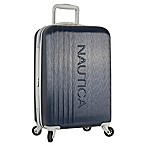Nautica® Life Boat 20-Inch Hardside Expandable Spinner in Navy/Grey