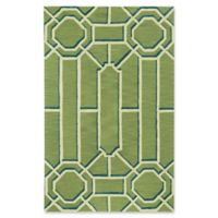 Capel Williamsburg Ironworks Style 8' x 10' Area Rug in Green