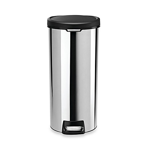 Bed Bath Beyond Stainless Trash Can