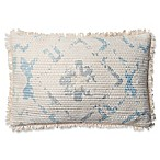 Magnolia Home by Joanna Gaines Laura Oblong Multicolor Throw Pillow <br />