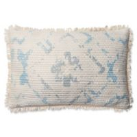 Magnolia Home by Joanna Gaines Laura Oblong Multicolor Throw Pillow