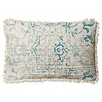 Magnolia Home by Joanna Gaines Bailey Oblong Multicolor Throw Pillow
