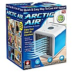 Arctic Air® Evaporative Air Cooler in White/Blue