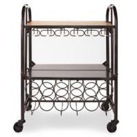 Artesa Gourmet Basics Hadamar Folding Bar Cart