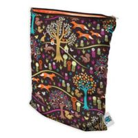 Planet Wise Medium Wet Bag in Jewel Woods