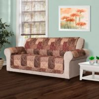 Innovative Textile Solutions Paisley Patch Loveseat Protector