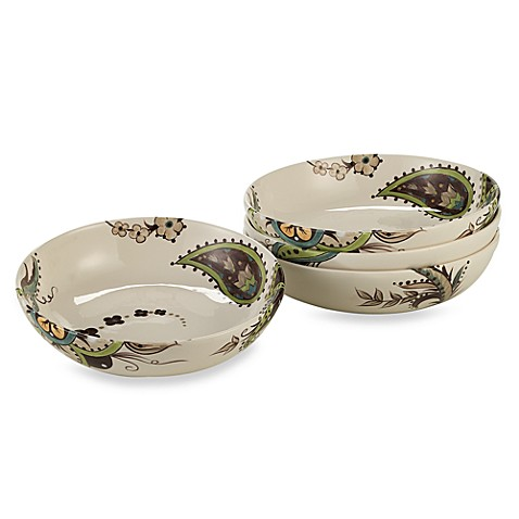 Angela Individual Pasta Bowls (Set of 4)