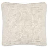 Pendleton Santa Clara 20-Inch Square Throw Pillow in Ivory