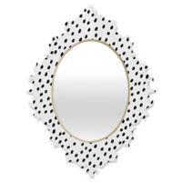 DENY Designs Rebecca Allen All Over Small Baroque Mirror