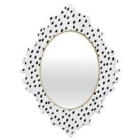 DENY Designs Rebecca Allen All Over Medium Baroque Mirror