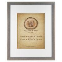 MCS Walden Woods Essentials 11-Inch x 14-Inch Frame in Weathered Grey