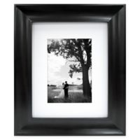 MCS Archival 5-Inch x 7-Inch Matted Frame in Black