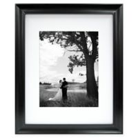 MCS Archival 11-Inch x 14-Inch Matted Frame in Black