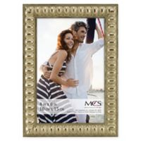 MCS Thin Bead 4-Inch x 6-Inch Frame in Champagne