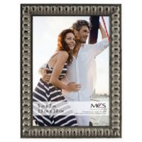 MCS Thin Bead 5-Inch x 7-Inch Frame in Pewter