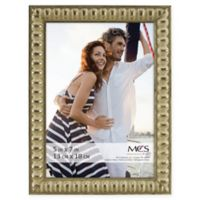 MCS Thin Bead 5-Inch x 7-Inch Frame in Champagne