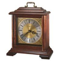 Howard Miller Medford Mantel Clock in Windsor Cherry