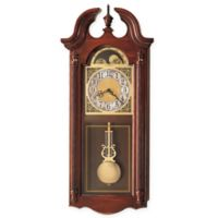 Howard Miller Fenwick Wall Clock in Windsor Cherry