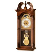 Howard Miller Maxwell Wall Clock in Windsor Cherry