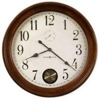Howard Miller Auburn Wall Clock in Hampton Cherry