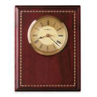 Howard Miller Honor Time II Wall Clock in Rosewood