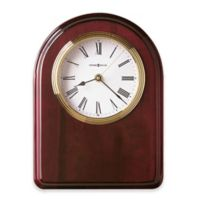 Howard Miller Honor Time IV Wall Clock in Rosewood