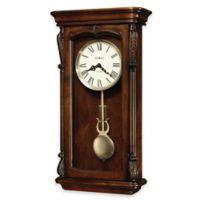 Howard Miller Henderson Wall Clock in Hampton Cherry
