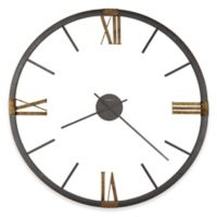 Howard Miller Prospect Park Wroght Iron Wall Clock