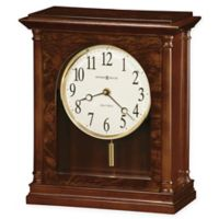 Howard Miller Candice Mantel Clock in Americana Cherry