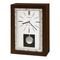Howard Miller Holden Mantel Clock in Espresso