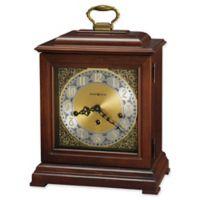 Howard Miller Samuel Watson Mantel Clock In Windsor Cherry