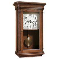 Howard Miller Sandringham Wall Clock in Yorkshire Oak