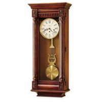 Howard Miller New Haven Wall Clock in Oak