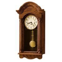 Howard Miller Daniel Wall Clock Yorkshire Oak