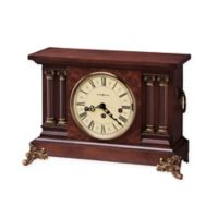Howard Miller Circa Mantel Clock in Americana Cherry