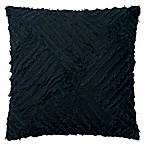 Magnolia Home By Joanna Gaines Evan Square Throw Pillow in Black