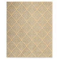 Nourison Grafix Woven 5'3 x 7'3 Area Rug in Cream