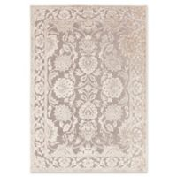 Surya Basilica Classic Woven 5'2 x 7'6 Area Rug in Taupe/Gold