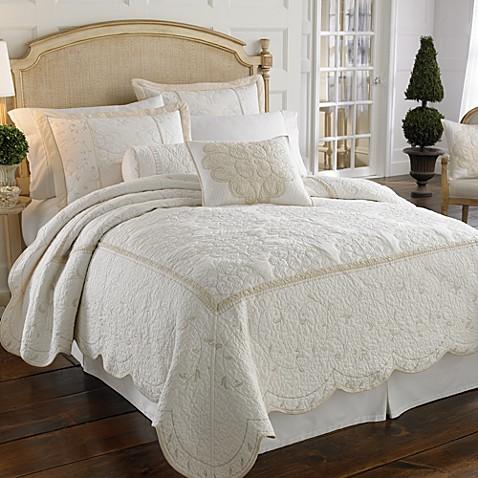 Lenox® Opal Innocence™ Quilt, 100% Cotton