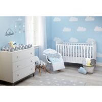 Little Love by NoJo® Happy Little Clouds 5-Piece Crib Bedding Set