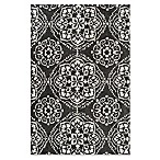 Cambridge 2'3 x 3'6 Accent Rug in Steel