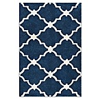 Cambridge 2'3 x 3'6 Accent Rug in Indigo