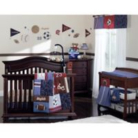 NoJo® Play Ball 9-Piece Crib Bedding Set