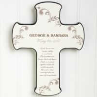 Marriage Blessing Cross