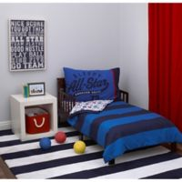 carter's® 4-Piece All-Star Toddler Bedding Set