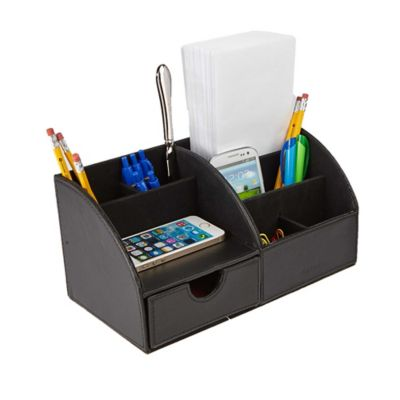 desk compartment from organizer bed in bath mind black reader beyond buy office curved drawer