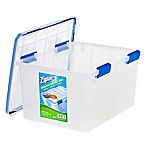 Ziploc® WeatherShield 44 qt. Storage Box